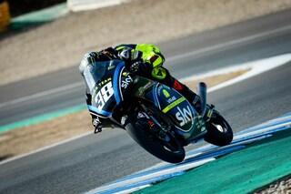 Novità per Sky VR46, lo junior team di Valentino Rossi entra nel Civ Moto3