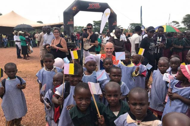 Stefan Everts in Congo per la 4 ore di Lubumbashi / Facebook