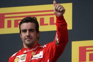 """Alonso sul mondiale di F1: """"Ferrari ora è lontana da Mercedes, ma c'è ancora tempo"""""""
