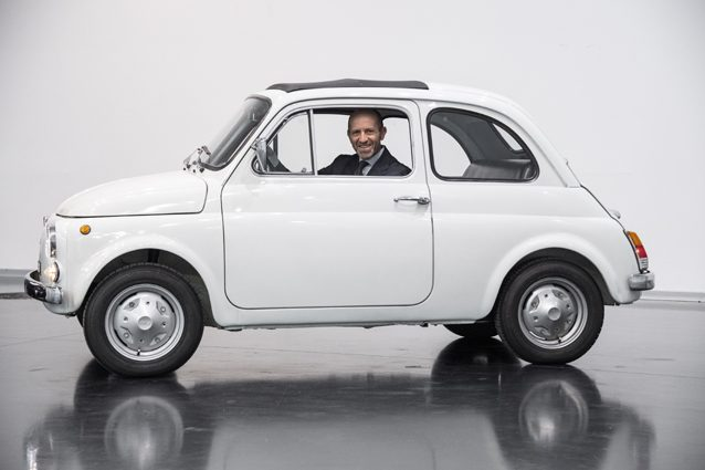 Fiat 500 al MoMa – LaPresse