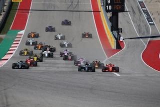 F1, il GP degli Stati Uniti votato come migliore gara del 2018