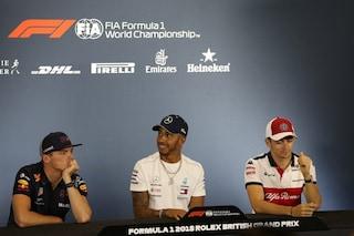 """Hamilton teme Leclerc e Verstappen: """"Nel 2019 dovrò essere al top per stare davanti a loro"""""""