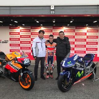 MotoGP, doppio regalo per Pedrosa: dalla Honda due moto speciali