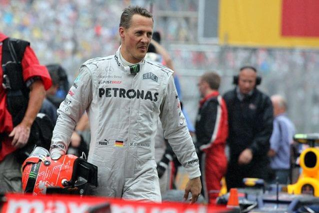 Michael Schumacher – LaPresse