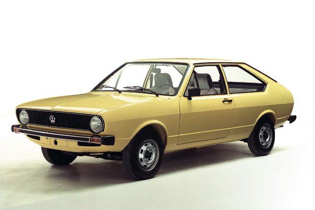La Volkswagen Passat del 1975