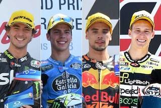 MotoGP e nuovi piloti: ecco chi sono i 4 rookie del 2019