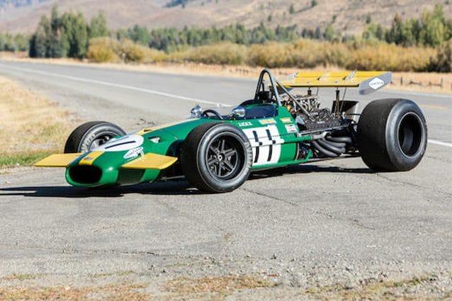 La Brabham BT26 – Foto Bonhams