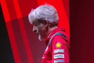 """MotoGP, Dall'Igna: """"Nuova Ducati, l'obiettivo è lottare per il mondiale"""""""