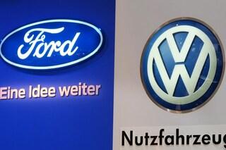 Volkswagen e Ford insieme, alleanza globale tra i due colossi dell'auto