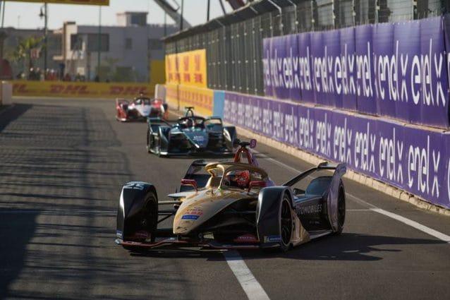 Le vetture di Formula E – Foto Twitter