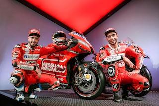 """MotoGP Ducati, Dovizioso: """"Pronto a lottare per il titolo"""""""