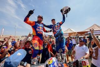 Dakar, nelle moto vince Price: continua il dominio KTM