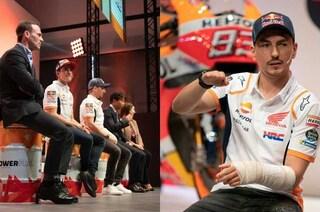 """MotoGP, Lorenzo: """"Incidente stupido facendo dirt track"""""""