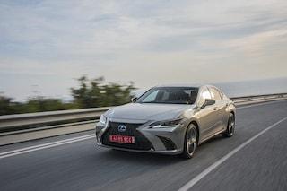 Lexus ES Hybrid, ecco la maxi berlina pronta a conquistare il mercato italiano