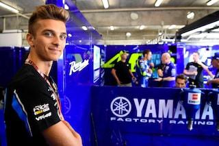 """MotoGP, il consiglio di Luca Marini al fratello Valentino Rossi: """"Corri fino a 46 anni"""""""