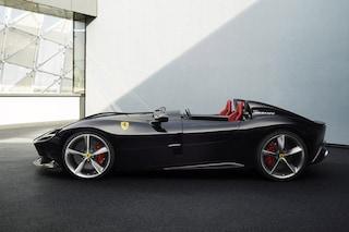 """Riconoscimento per Ferrari, la Monza SP2 votata come """"supercar più bella dell'anno"""""""