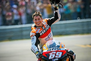 La MotoGP ritira il 69 di Nicky Hayden