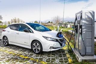 Auto elettriche, con il progetto EVA+ installate 130 stazioni di ricarica in Italia e Austria