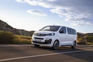 Opel Zafira Life, monovolume in tre versioni per tutte le necessità