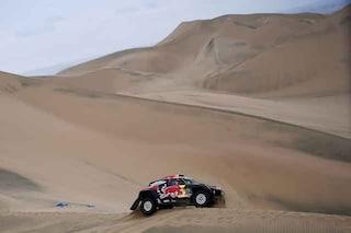 Dakar 2019: incidente per Stéphane Peterhansel, il francese costretto al ritiro