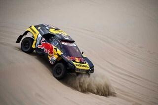 Dakar 2019 day-2, primo acuto di Loeb, nelle moto Walkner beffa Brabec ma Barreda resta leader