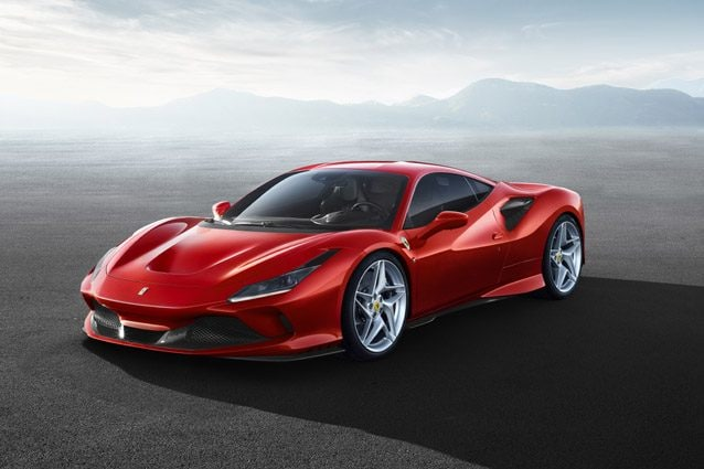 La nuova Ferrari F8 Tributo