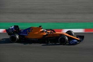 F1 Test 2 Barcellona 2019, Day-2: comanda Sainz, un solo giro per la Ferrari nel pomeriggio