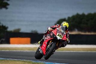 Superbike, buona la prima per Ducati: in Australia trionfa Bautista davanti a Rea e Melandri