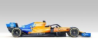 Blu, arancione e nuovo sponsor 'tabaccaio': ecco la nuova McLaren F1