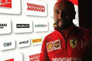 Francesco Cigarini torna ai box, di nuovo in pista il meccanico Ferrari investito da Raikkonen