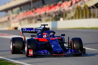 Test F1 Barcellona 2019, Day-3: lampo Kvyat davanti a Raikkonen. Ferrari lavora sul passo gara