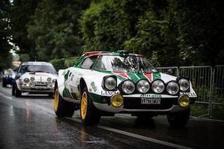 Lancia Stratos Gr.4 Alitalia, il mito dei rally entra nella Hall of Fame FIA