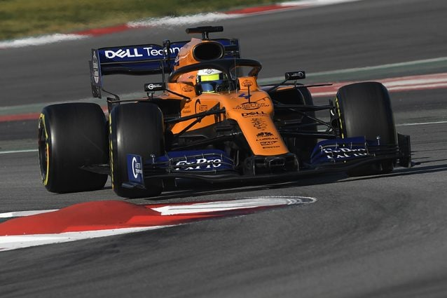 Lando Norris – Getty images