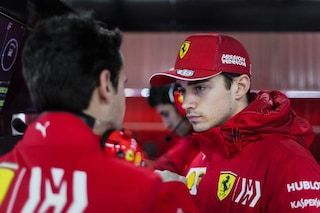 """Leclerc: """"Sono il secondo pilota Ferrari, ma proverò a cambiare le gerarchie"""""""