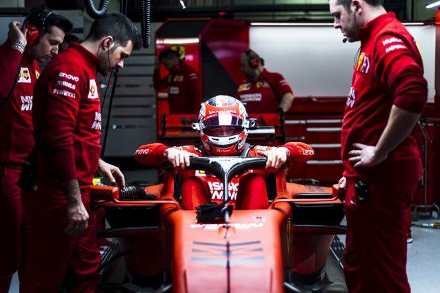 Charles Leclerc – Ferrari
