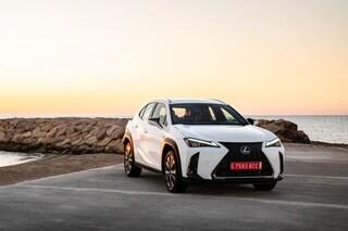 Lexus UX Hybrid, il nuovo crossover compatto con tecnologia full hybrid sbarca in Italia