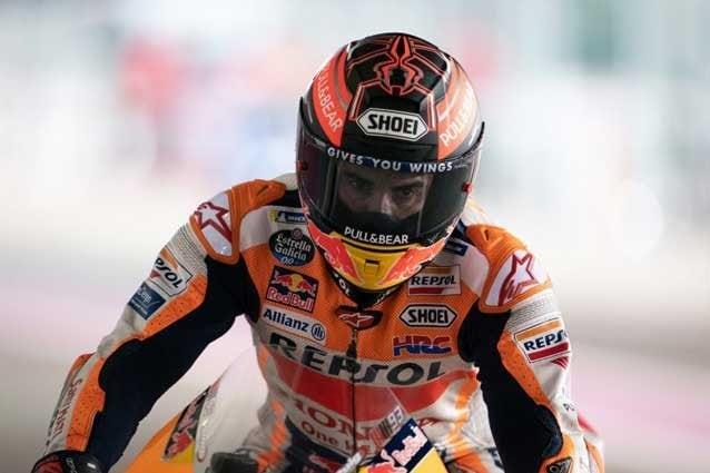 Marc Marquez, 26 anni / Repsol Honda