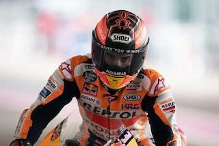 """MotoGP, Marquez: """"In Qatar quasi al 100%"""""""