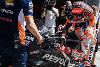 """MotoGP, Marquez: """"Pensavo meglio, faccio fatica"""""""