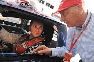 Un Lauda torna a vincere con la Ferrari, il figlio di Niki trionfa alla 12 ore di Bathurst