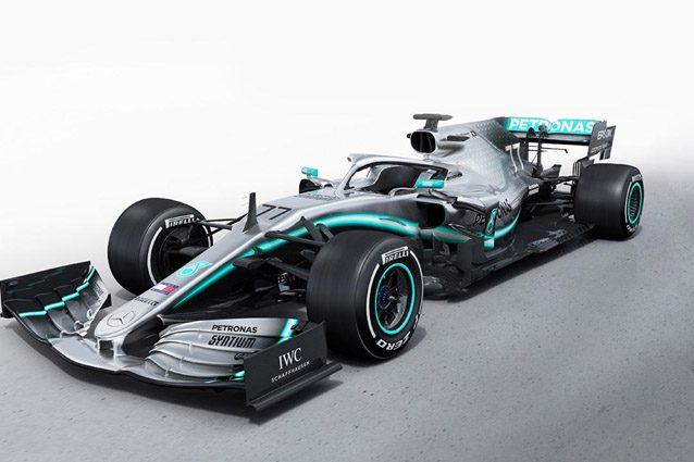 La nuova Mercedes 2019