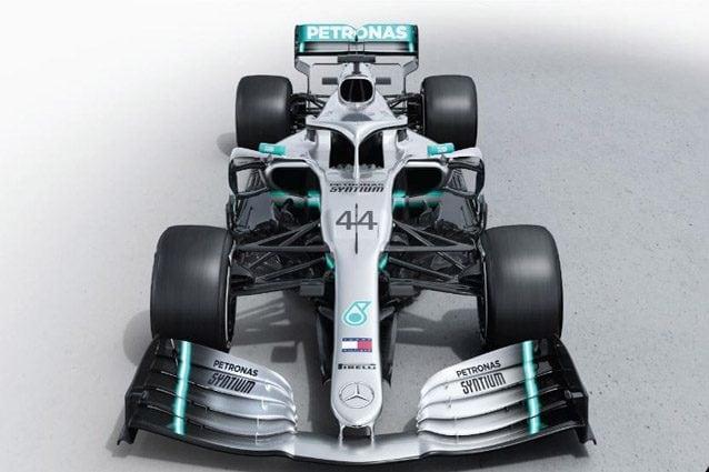 La Mercedes W10