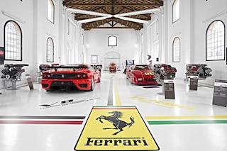 Boom per i musei Ferrari, nel 2018 superato il mezzo milione di visitatori