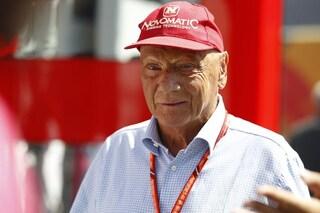 La F1 piange Niki Lauda, prima del GP di Monaco una cerimonia per ricordare il campione