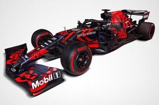 Red Bull alza il velo sulla nuova monoposto, la RB15 si presenta con una livrea speciale
