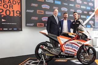"""Moto3, Biaggi presenta il suo Max Racing team: """"Un sogno che diventa realtà"""""""