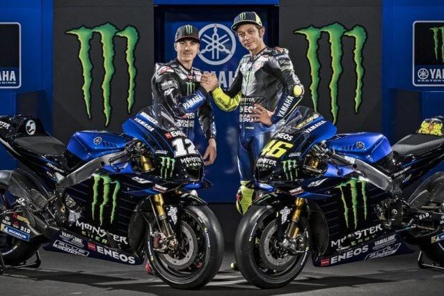 Motogp 2019 Ecco La Nuova Yamaha Di Valentino Rossi E