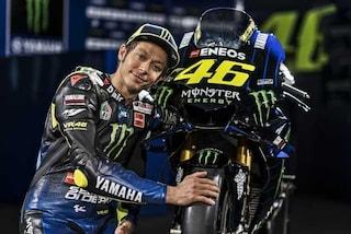 """MotoGP, Valentino Rossi: """"Mi aspetto molto dalla nuova Yamaha"""""""