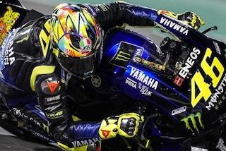 """MotoGP, Rossi: """"Yamaha ok, ma per vincere manca ancora qualcosa"""""""