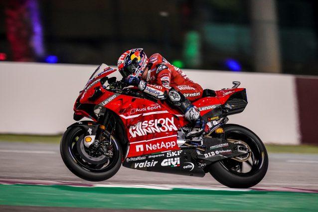 Andrea Dovizioso / Ducati